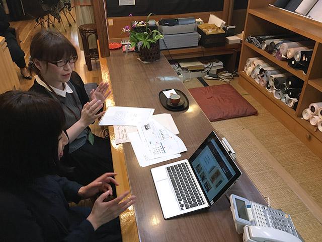 鶴岡市のトキワ屋様へ操作方法のレクチャーに伺いました♪