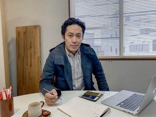 如意の菅井さんによる、自分の経験を提供する仕事