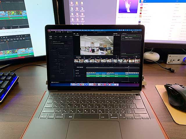 無料で高性能な動画編集ソフトがあるんです